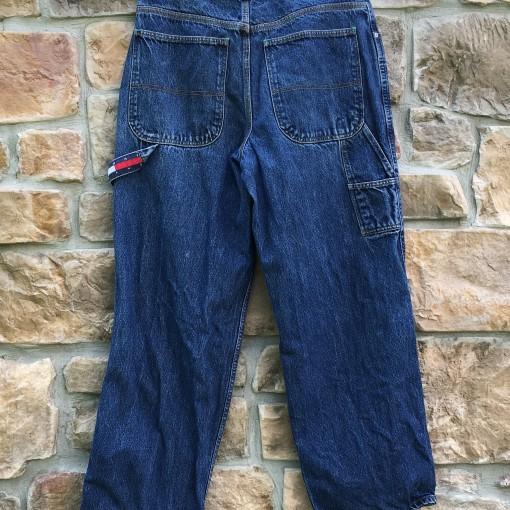 vintage 90's tommy hilfiger tommy jeans
