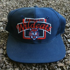 Vintage 90's Arizona Wildcats NCAA Snapback hat