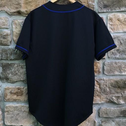 Black black vintage NY Mets jersey