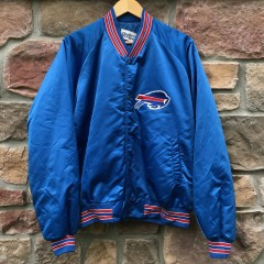Vintage Chalkline Buffalo Bills satin NFL jacket