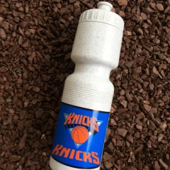 Vintage New York Knicks 90's Water bottle