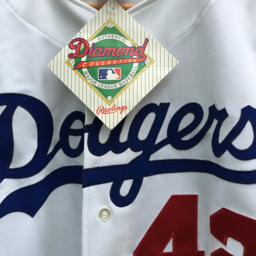 Authentic vintage LA Dodgers Diamond Collection MLB jersey