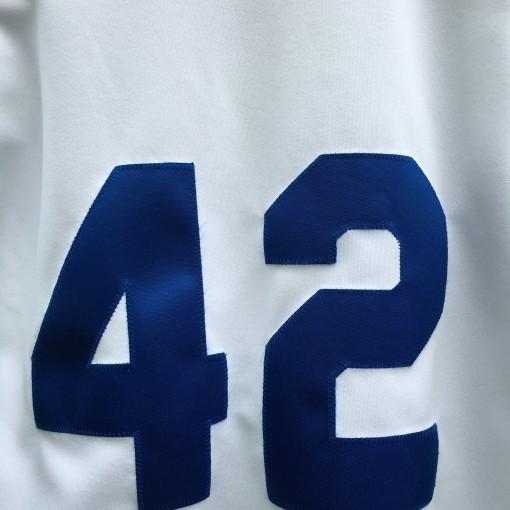 #42 Jackie robinson jersey