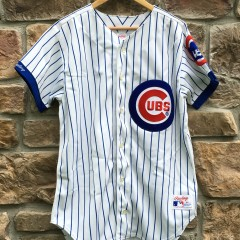 Vintage Chicago Cubs Greg Maddux Jersey authentic size 44
