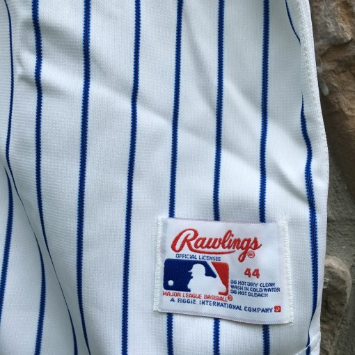Vintage Rawlings Chicago Cubs Diamond collection jersey size 44