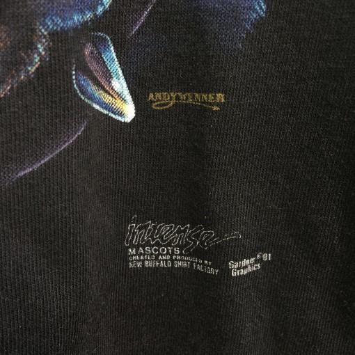 vintage 1991 Georgetown Hoyas t shirt