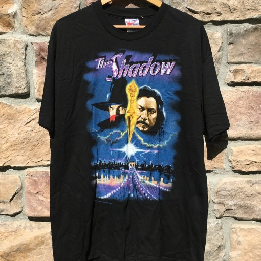 vintage 1994 the Shadow comic book t shirt