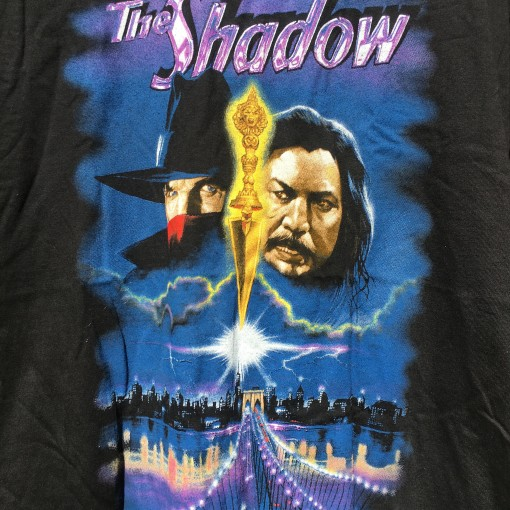 Vintage the shadow t shirt 90's