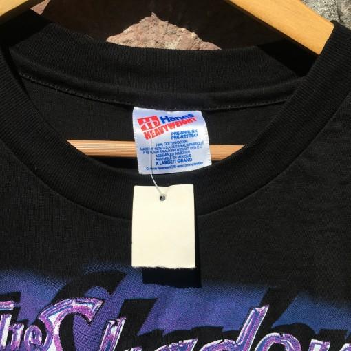 vintage deadstock 90's Hanes t shirt