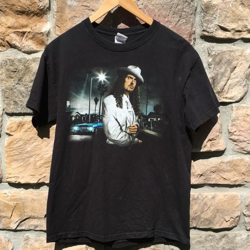 2006 Weird Al yankovic straight outta lynwood t shirt