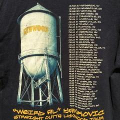 Vintage Weird Al t shirt