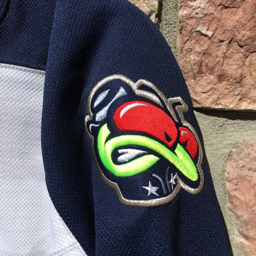 Columbus Blue Jackets Bee side patch