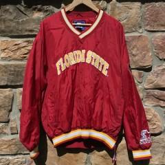 Vintage Florida state NCAA Starter Pullover jacket