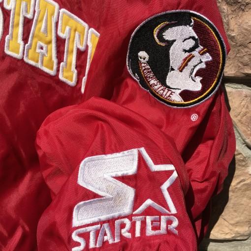 Vintage Starter Florida state jacket