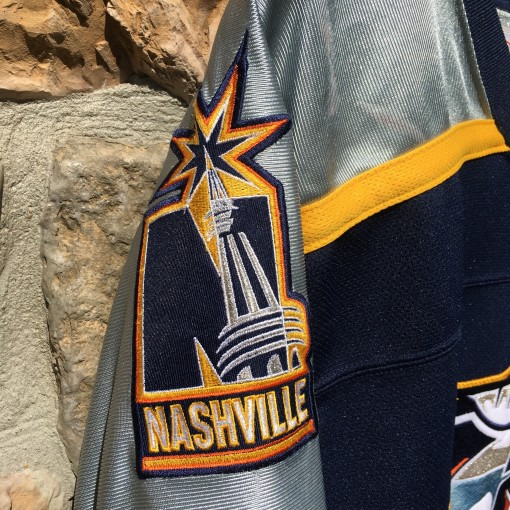 Nashville predators nhl jersey
