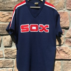 Vintage 80's Chicago White Sox authentic Majestic BP jersey