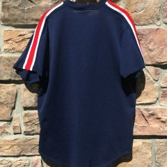 Vintage Chicago White Sox Navy Blue BP jersey