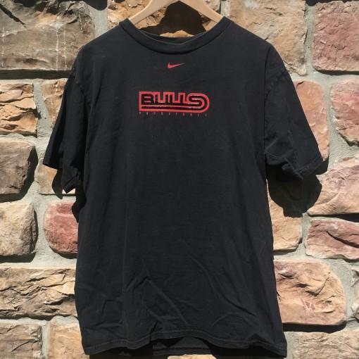 90's Chicago Bulls Nike NBA t shirt