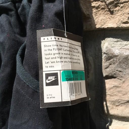 Deadstock 90's Nike Shorts