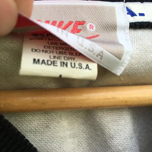 made in USA Nike vintage shirt
