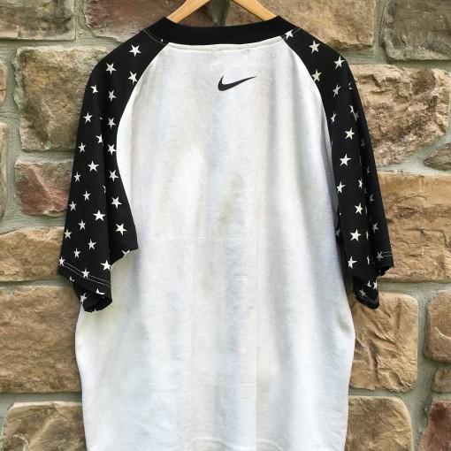 Vintage NIke Silver Stars shooting shirt