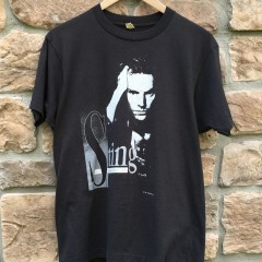 Vintage 1987 Sting nothing like the sun concert shirt
