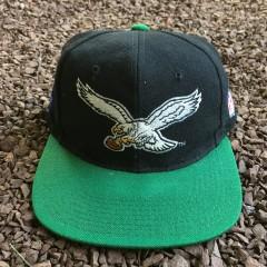 Vintage 90's Philadelphia Eagles Starter NFL snapback hat