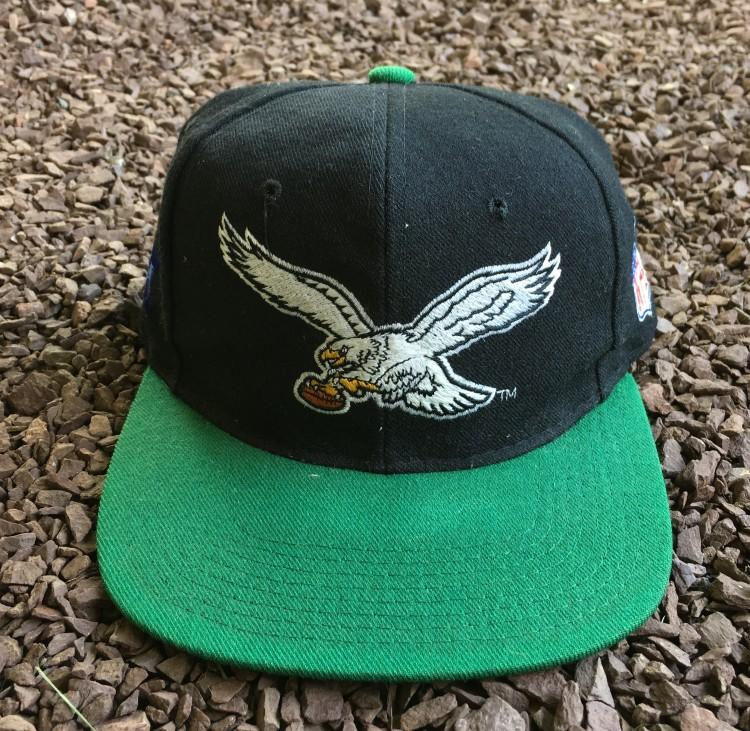 check out e5960 c448d Vintage 90 s Philadelphia Eagles Starter NFL snapback hat