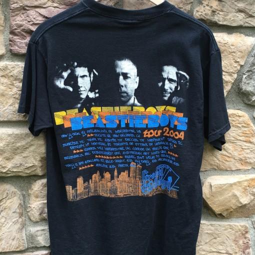 Vintage Beastie Boys Concert t shirt