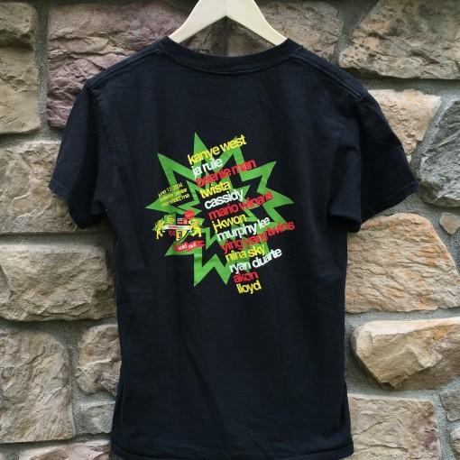 Vintage Kanye west rap shirt
