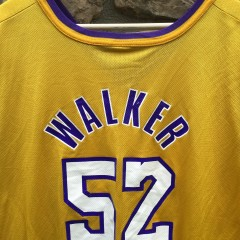 walker lakers jersey