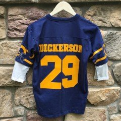 Vintage Eric Dickerson Los Angeles Rams T shirt