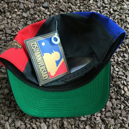 Deadstock 1995 World Series Snapback hat