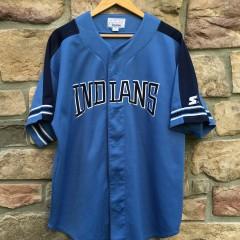 vintage 90's Cleveland Indians Starter MLB jersey