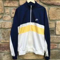 Vintage 80's Nike windbreaker track jacket