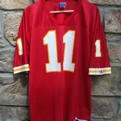 Vintage Kansas City Chiefs jersey size 44 large