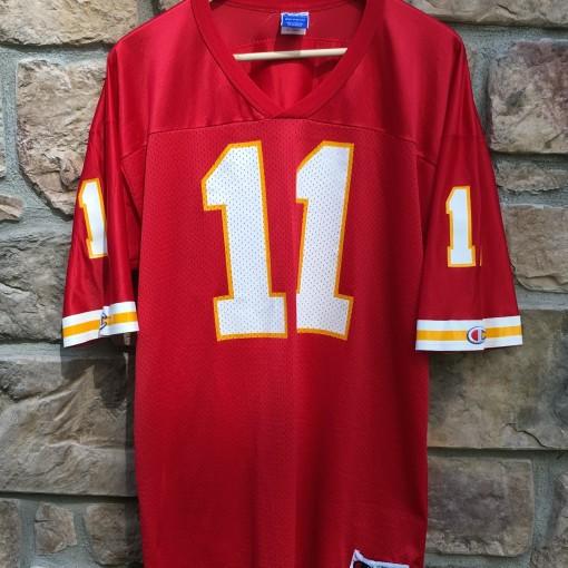 Vintage Kansas City Chiefs jersey size 44 large