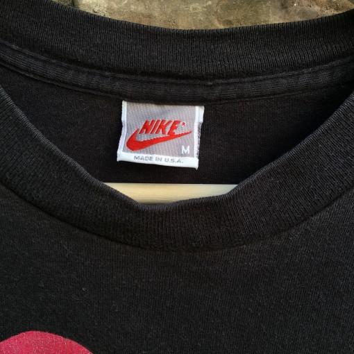 Vintage 90's Nike MJ T shirt