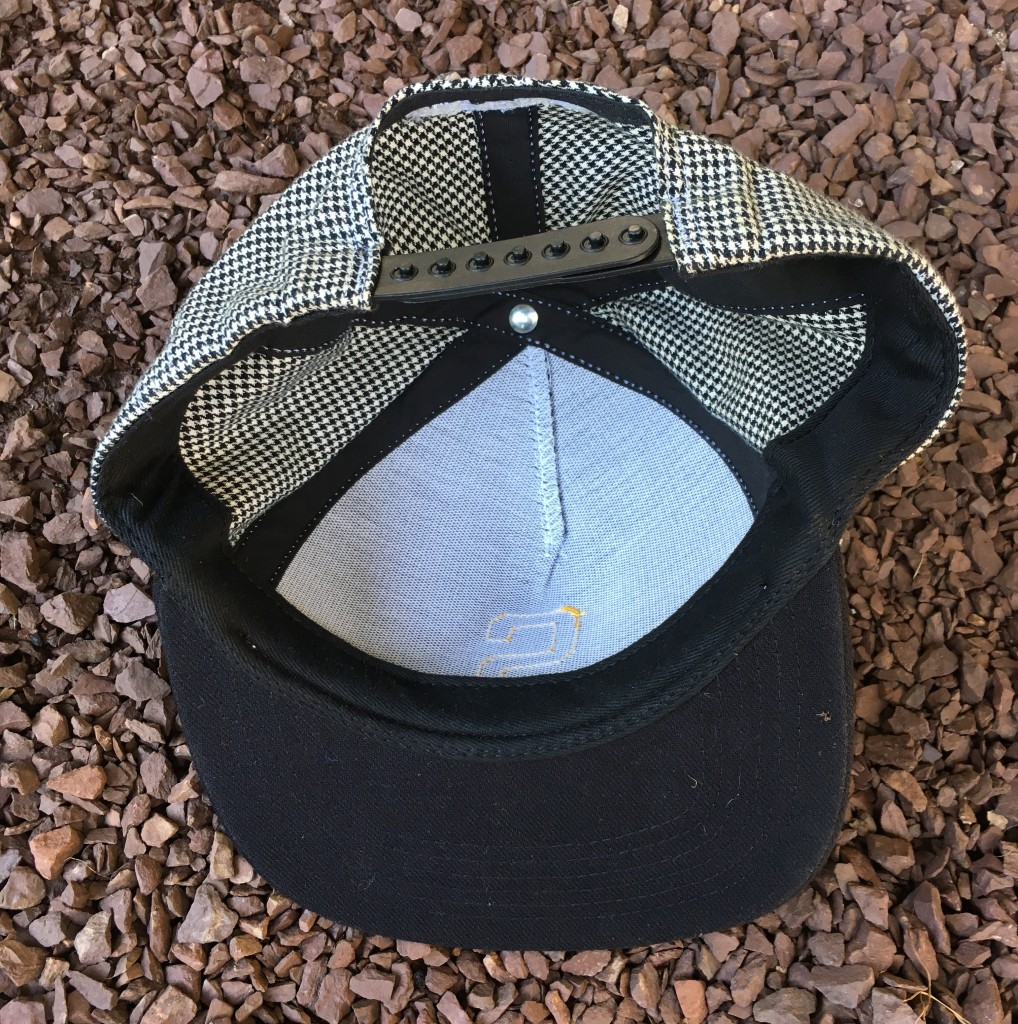 Vintage Supreme snapback. Supreme snapback hat houndstooth 2012 4c33aa8f6