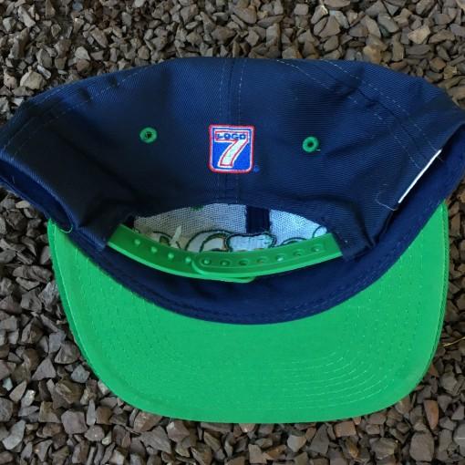 logo 7 Snapback hat