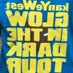 Vintage Kanye west t shirt