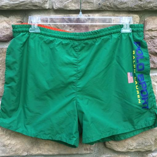 90's Polo Sport Bathing Suit