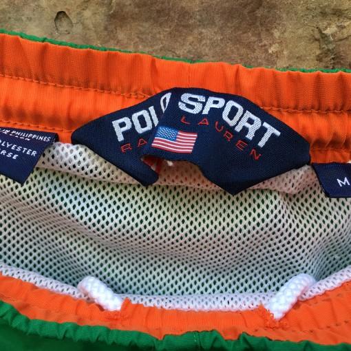 Vintage Polo Sport Swimwear