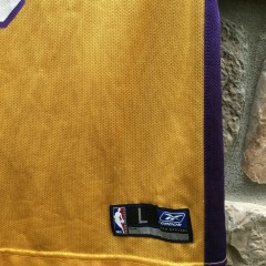 Vintage Youth Kobe Bryant LA Lakers Reebok jersey