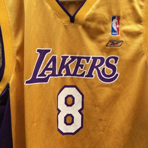 Youth Large Vintage Kobe Bryant Jersey