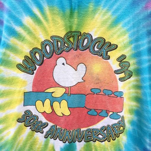 Woodstock 1999 Concert t shirt
