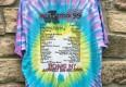 Woodstock 30th anniversary lineup concert t shirt