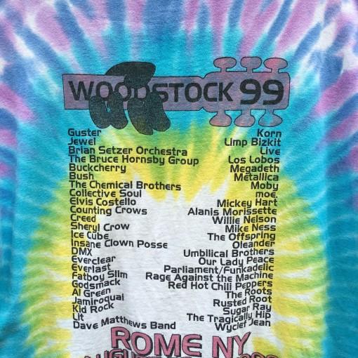 Woodstock vintage t shirt