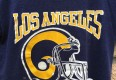 Vintage 90's Los Angeles Rams Women's shirt
