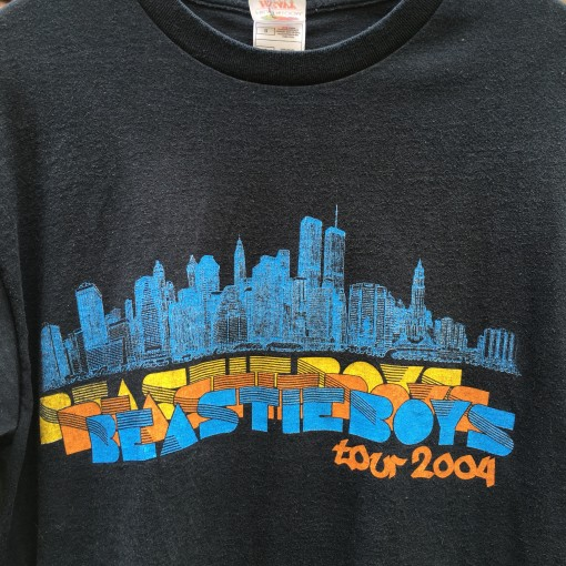 Vintage Beastie Boys Rap T shirt size large